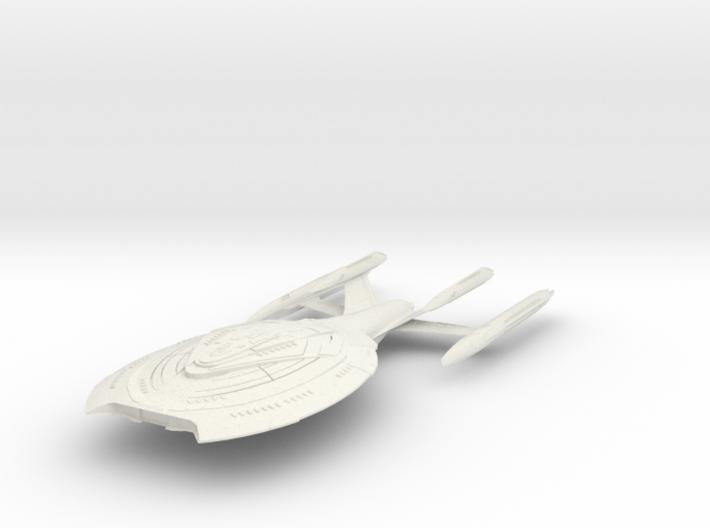 Eminence Class BattleCruiser 3d printed