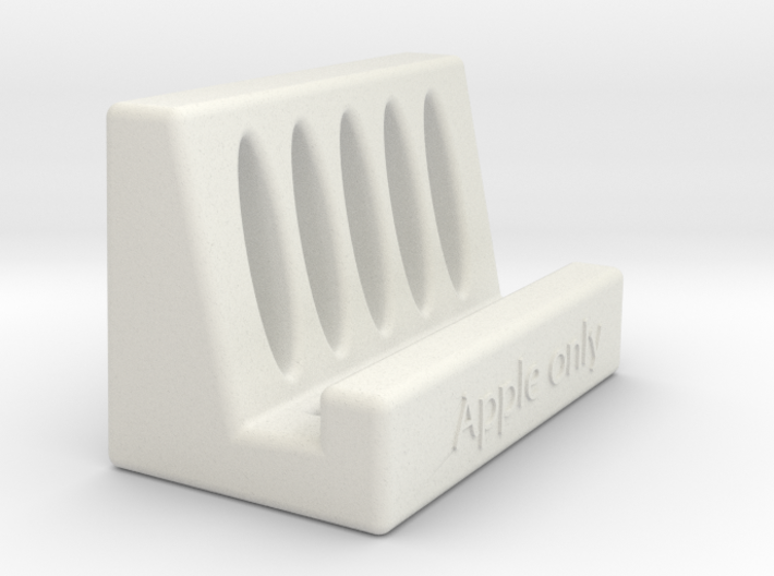 Apple Only Phone Holder 3d printed