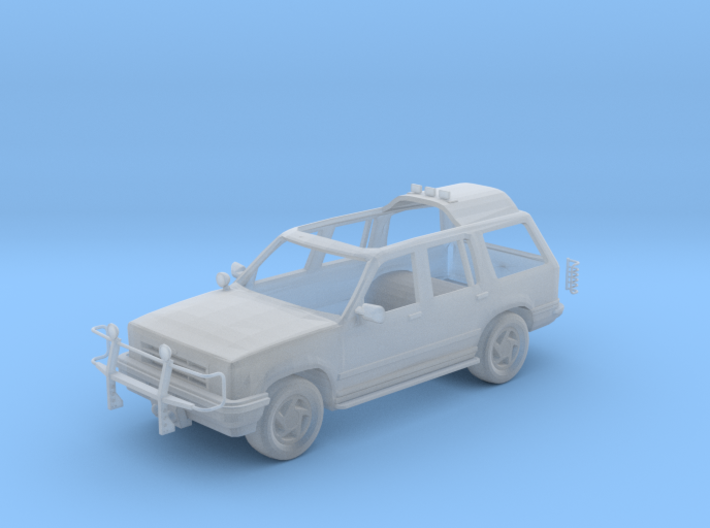 JP Ford Explorer 1/42 SCALE 3d printed
