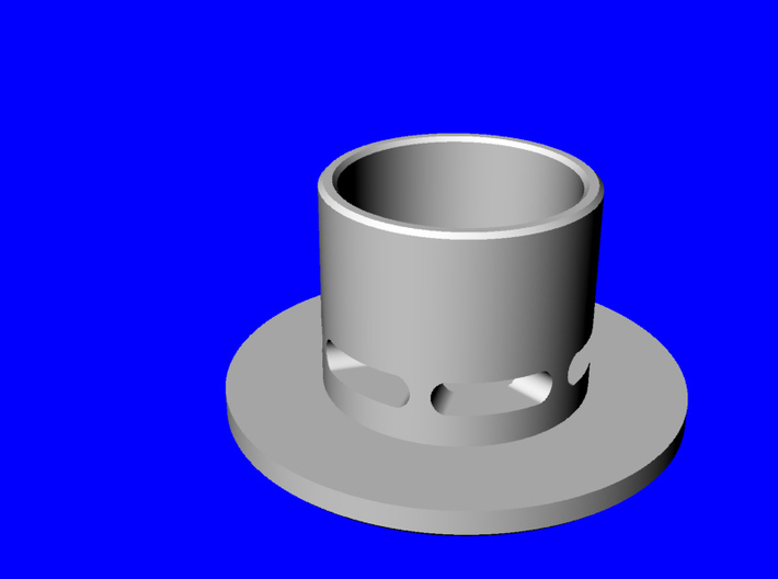 BOTTOM 10 3d printed Current double plenum