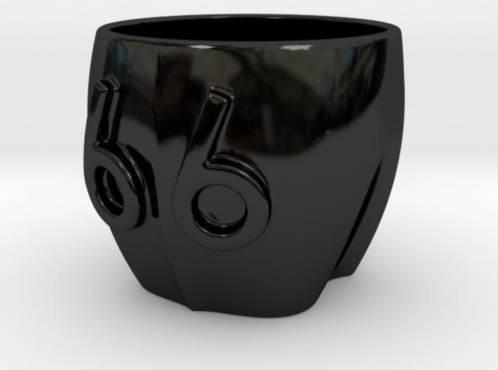 Road 66 cup 3d printed