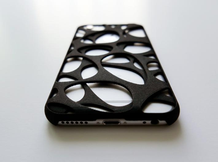 iPhone 6 / 6S Case_Voronoi 3d printed
