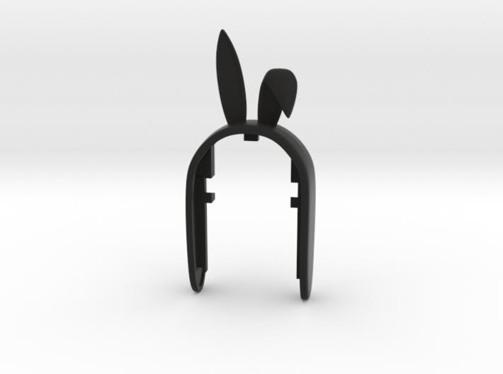 KEYFOB Bunny 3d printed