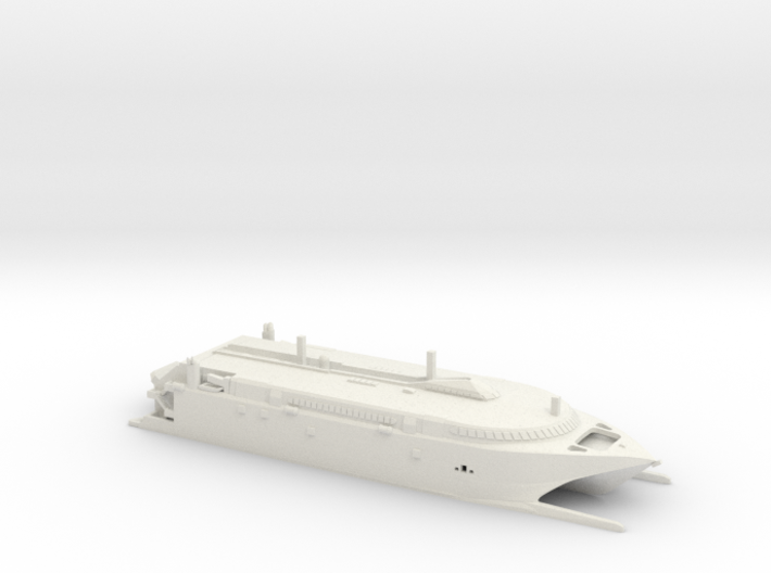 HSC Normandie Express (1:1200) 3d printed