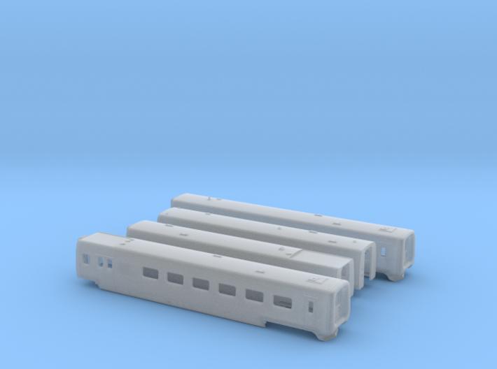 DSB IR4 TT [4x body] 3d printed