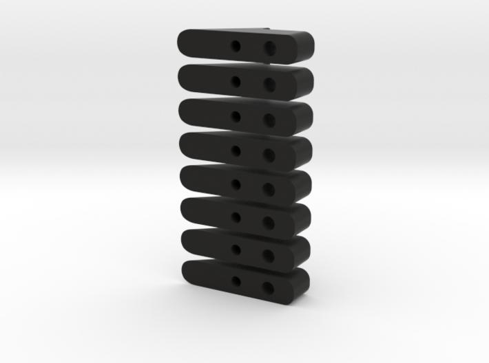 RiddlerX Slider 3d printed