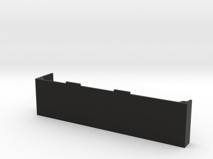 CMAX+D110 Raffee Lower Left Floor Tray 3d printed