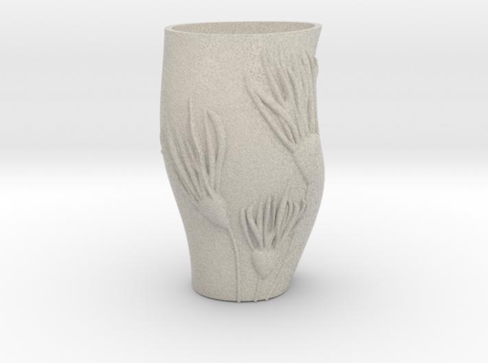 Sea Lilly Three 2017 3d printed