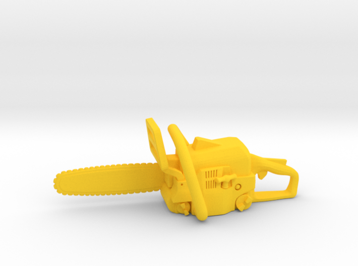 Chainsaw 3d printed