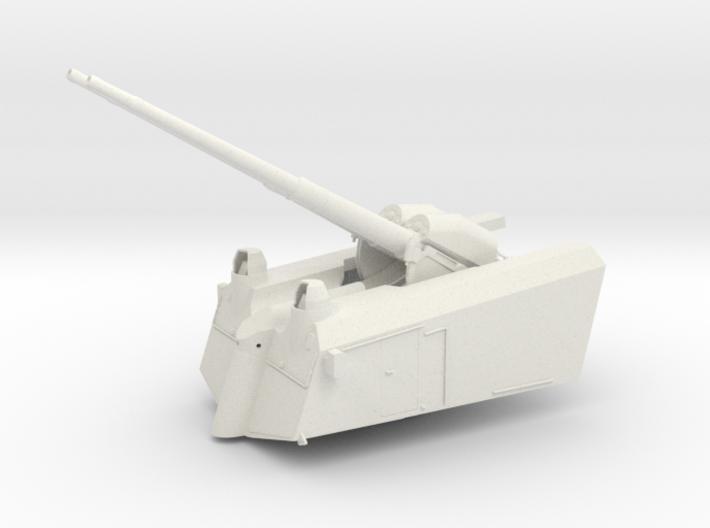 1/32 DKM SK/L65 C33 10.5 cm AA twin Gun 3d printed