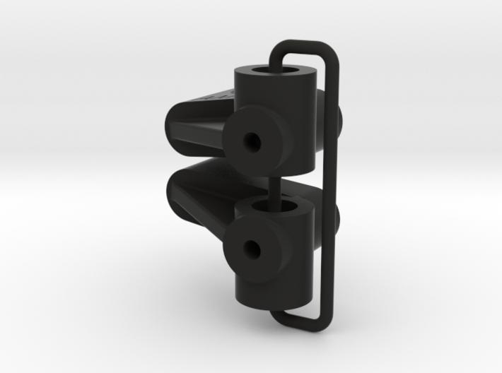 058012-00 Blackfoot ORV Zero Bump-Steer Knuckles 3d printed