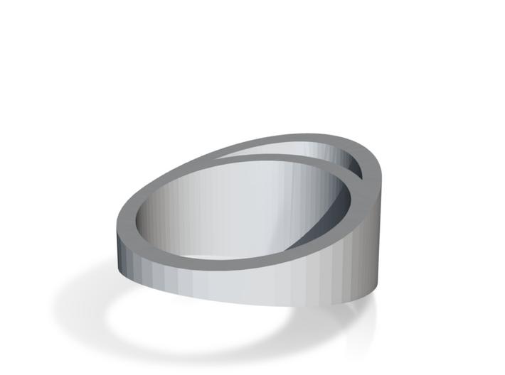 Flit Fidget Ring 3d printed