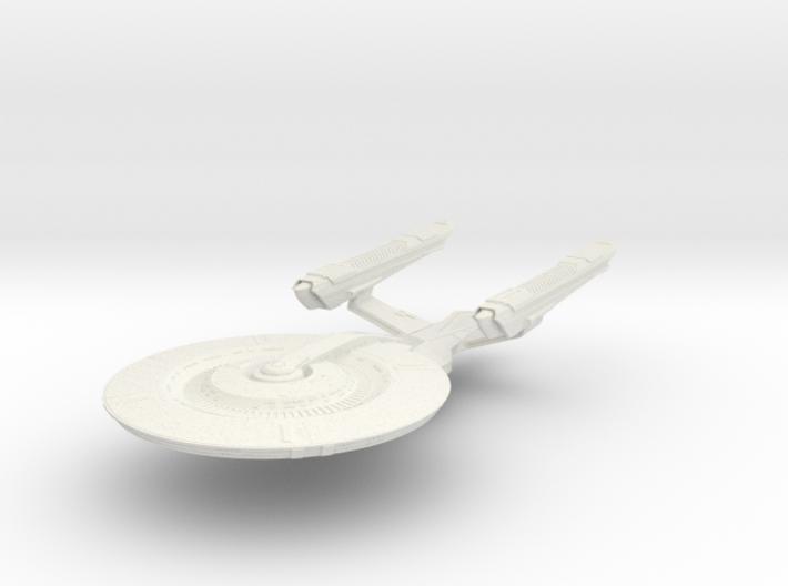 BattleNash Class BattleCruiser 3d printed