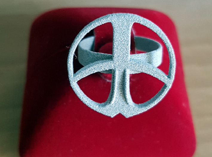 XP DEUS METAL DETECTOR COIL RING 3d printed