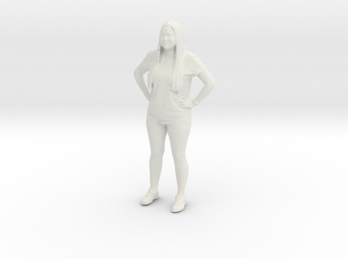 Printle C Femme 043 - 1/18 - wob 3d printed