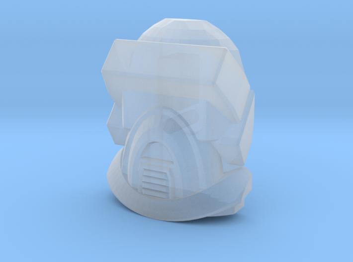 Matt Trakker Spectrum Mask (Titans Return) 3d printed