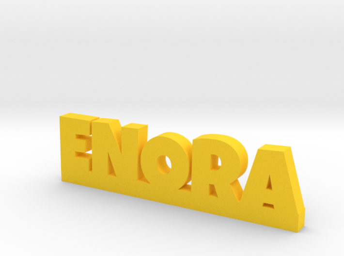 ENORA Lucky 3d printed