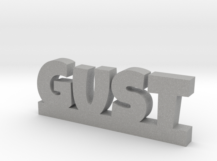 GUST Lucky 3d printed