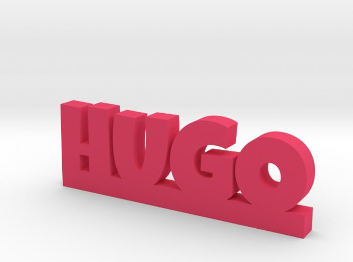 HUGO Lucky 3d printed