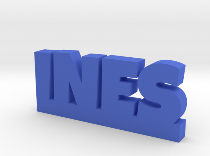 INES Lucky 3d printed