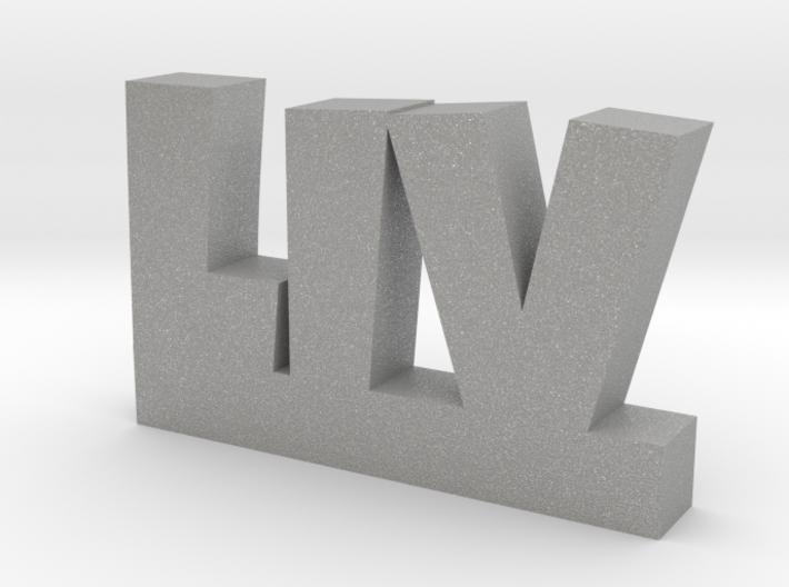 LIV Lucky 3d printed