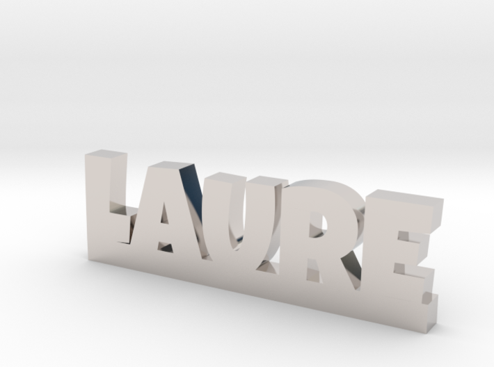 LAURE Lucky 3d printed