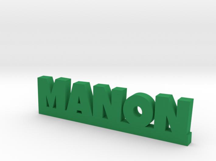 MANON Lucky 3d printed
