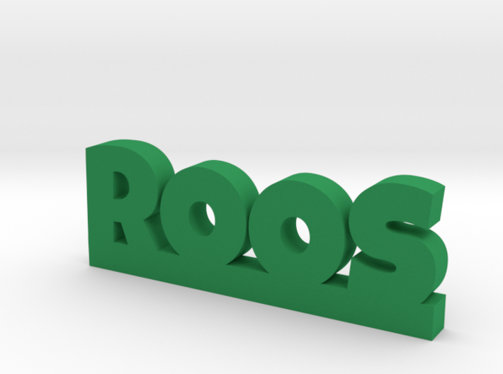 ROOS Lucky 3d printed