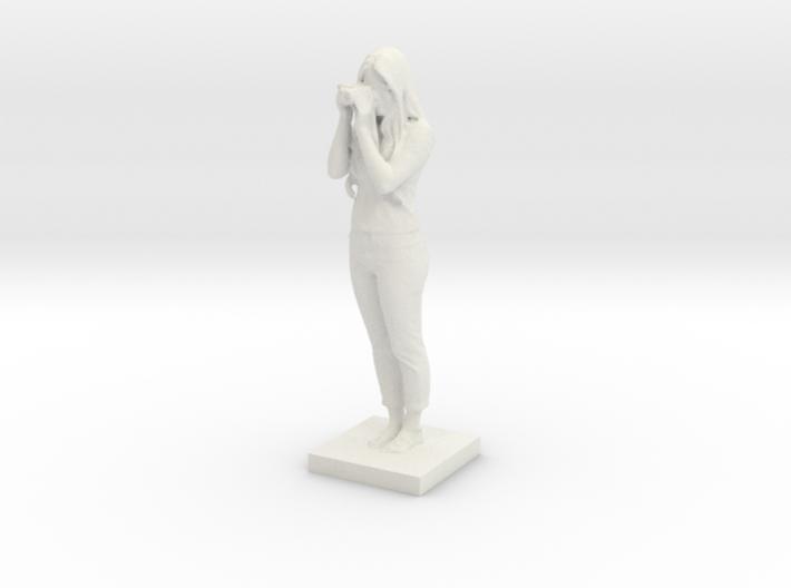 Printle C Femme 004 - 1/18 3d printed