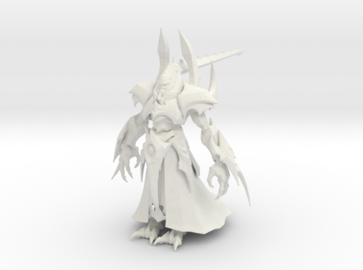 1/35 Alarak Standing Pose 3d printed