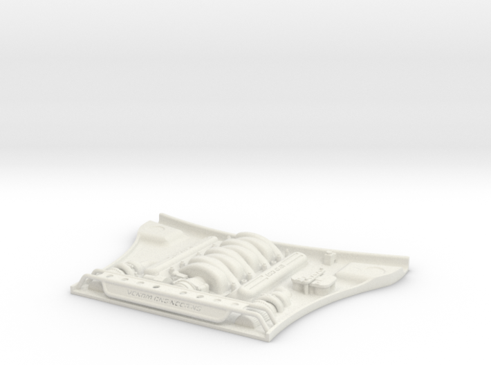 Engine Bay Drifter 3d printed