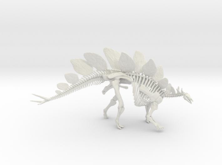 Stegosaurus Skeleton (1:18 / 1:30) 3d printed