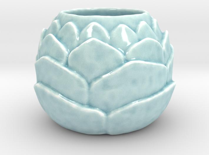 Scale Mug 3d printed