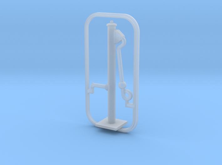 Water Hand Pump Type BK (TT 1:120) 3d printed