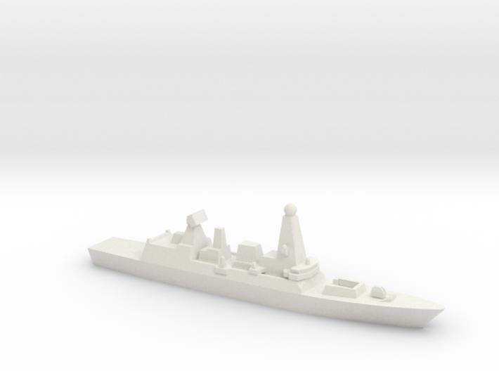 Type 45 DDG, 1/600 3d printed