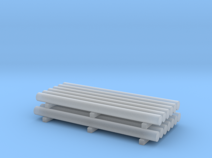 Ingot Load - Zscale 3d printed