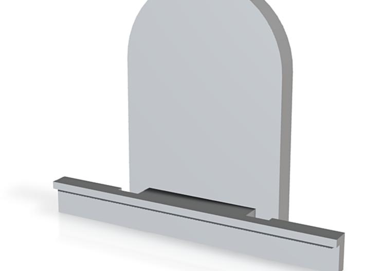 Slider for card holder 3d printed