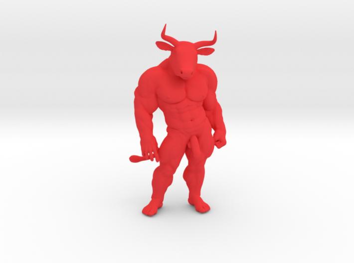 Minotaure 3d printed