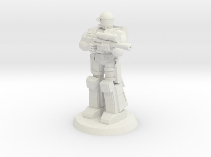HAHO Sniper 1 3d printed
