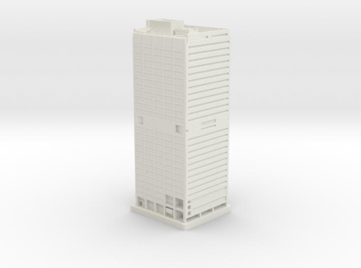 1650 Arch Street (1:2000) 3d printed