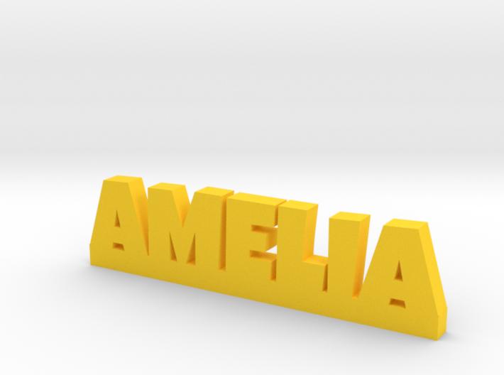 AMELIA Lucky 3d printed