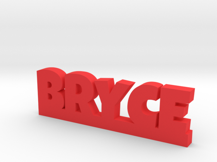 BRYCE Lucky 3d printed