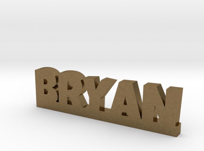 BRYAN Lucky 3d printed