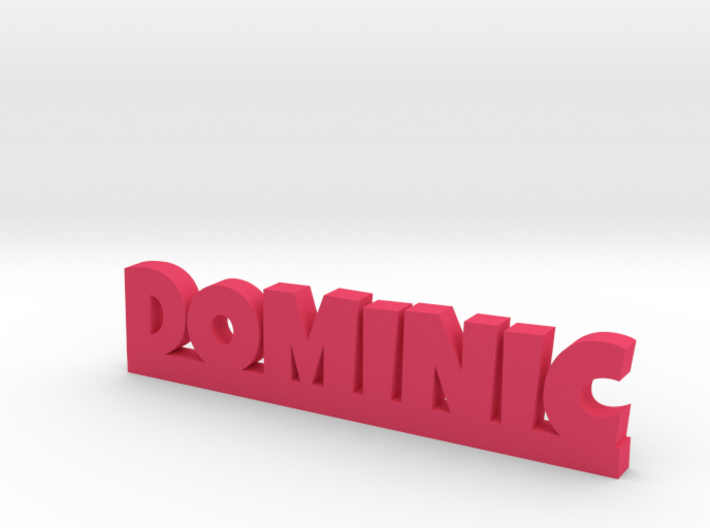 DOMINIC Lucky 3d printed