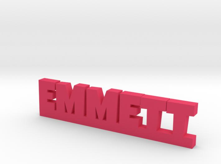 EMMETT Lucky 3d printed