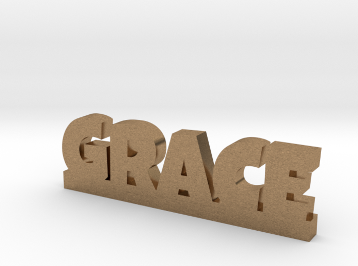 GRACE Lucky 3d printed