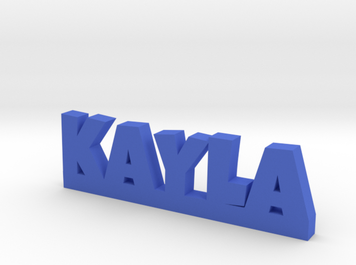 KAYLA Lucky 3d printed