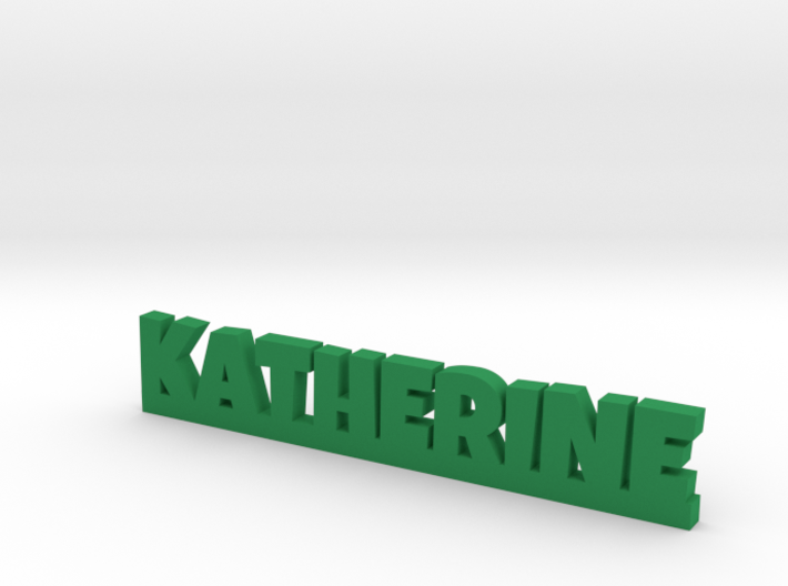 KATHERINE Lucky 3d printed