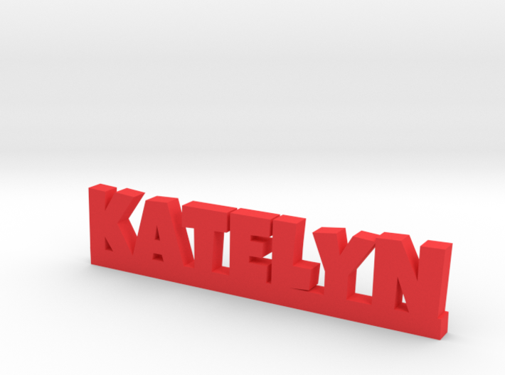 KATELYN Lucky 3d printed