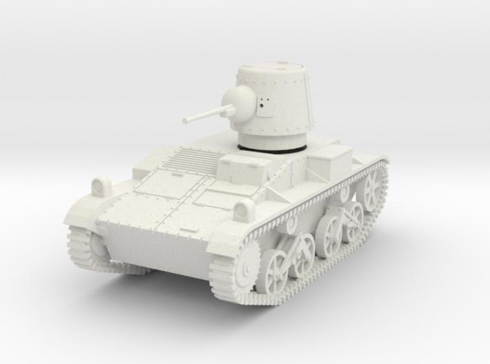 PV165 T15 Light Tank (1/48) 3d printed